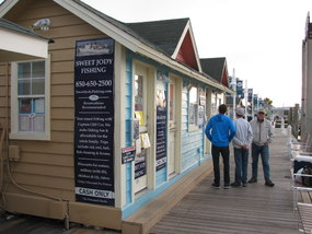 booking center on the Destin Waterfront